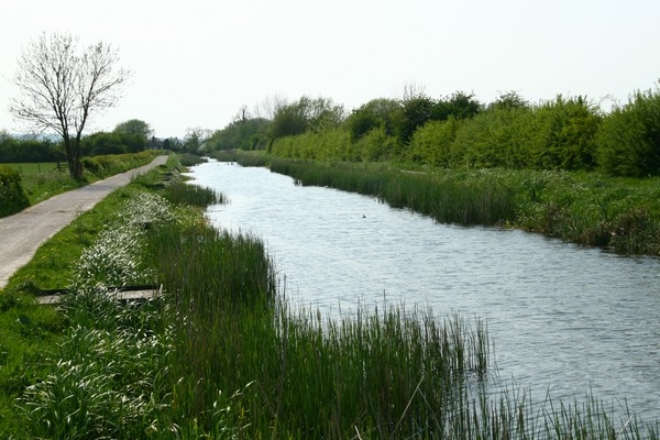 Grantham Canal, Cotgrave Road_600